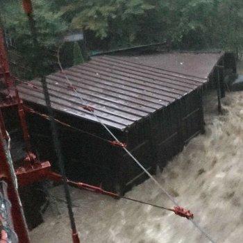 台風19号の影響による温泉設備の故障について